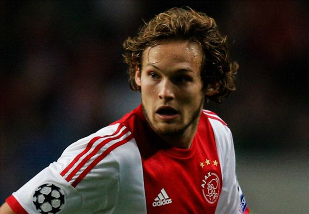 Blind bids farewell to Ajax ahead of Man Utd move