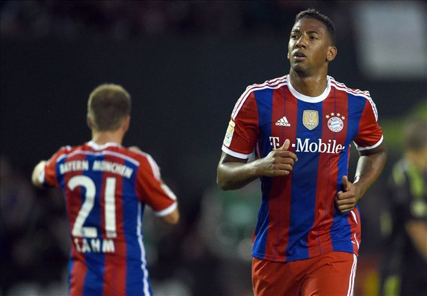 Bayern Munich will be 'hunted' this season - Jerome Boateng