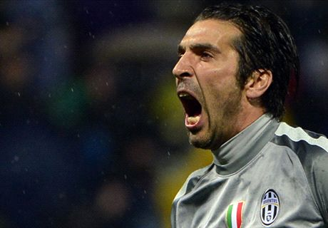Casillas: Buffon a role model for me