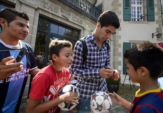 Suarez punished enough, says FIFPro ahead of CAS verdict