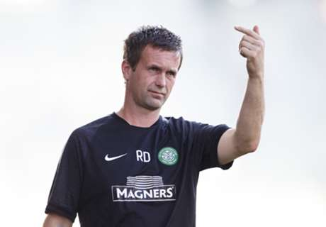 Deila: Celtic not good enough