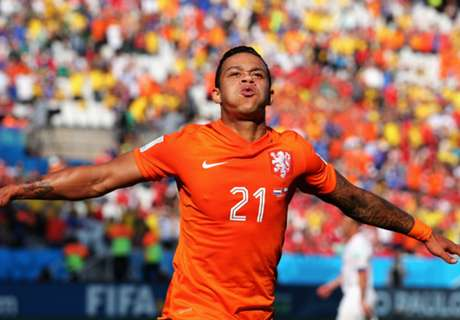 Depay can become the best - Hiddink