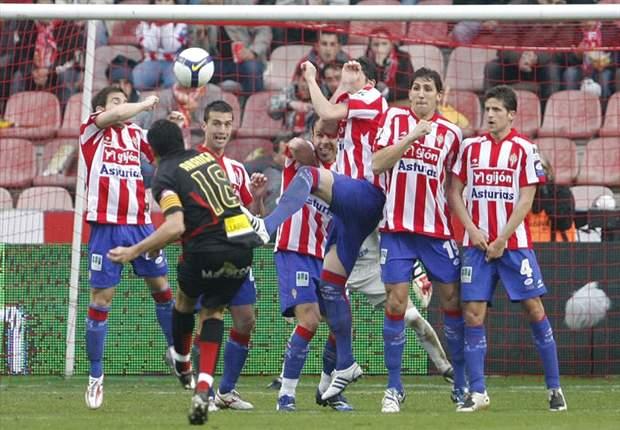 La Liga Round-Up: Recreativo Stun Malaga, Negredo Sinks Getafe