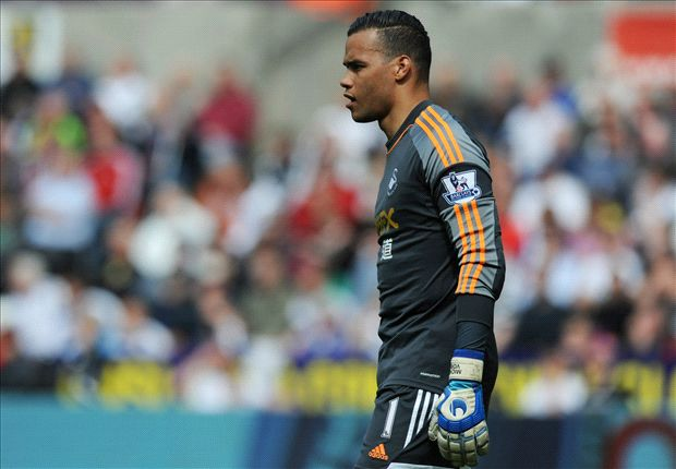 Swansea owe us over Vorm's Tottenham move, claim Utrecht