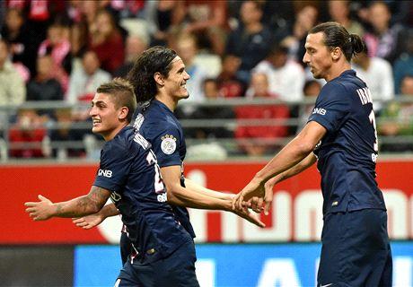 Match Report: Reims 2-2 PSG