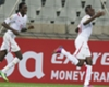 Alain Traore celebrates - Afcon 2013