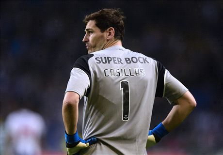 WATCH: Casillas produces super save