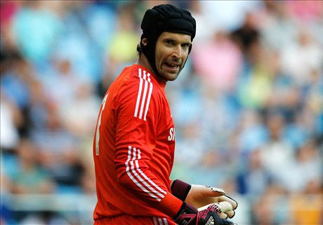 Mourinho denies Cech exit reports