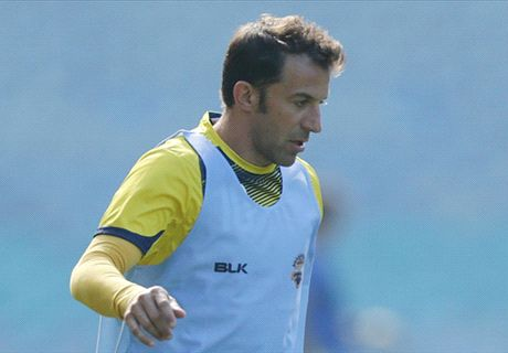 Del Piero: I could return to Juventus