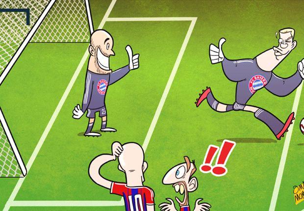 Manuel Neuer, desatado con el fichaje de Pepe Reina