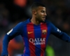 Rafinha suffers broken nose