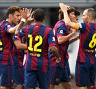 HJK 0-6 Barcelona: Catalans cruise
