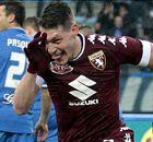 """Gallo Belotti canta: """"Resto al Torino"""""""