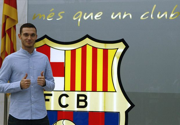 Injury-prone Vermaelen an expensive risk for Barcelona