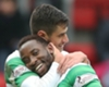 Dembele hits 24-minute Celtic hat-trick