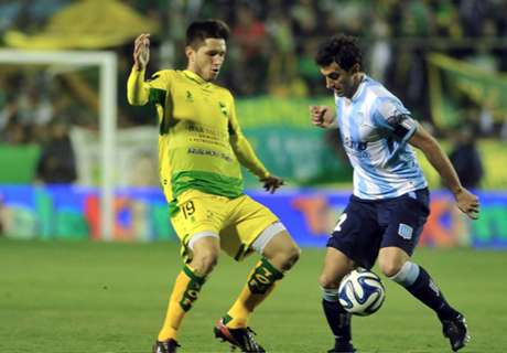 Argentina: Defensa 1-3 Racing