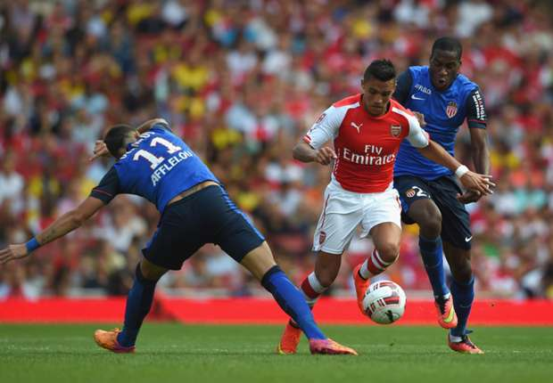 'Alexis Sanchez is an animal' - Gibbs