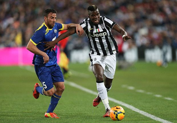 Pogba: Juventus can win without Conte