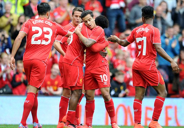 Liverpool 4-0 Borussia Dortmund: BVB stunned by rampant Reds