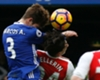 Alonso: No foul on Bellerin for goal