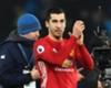 Mourinho cautious on Mkhitaryan