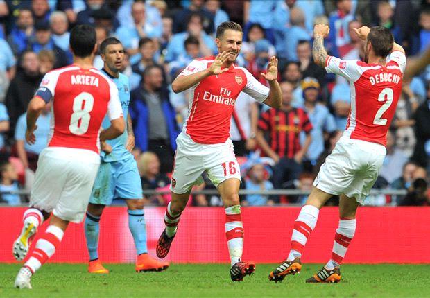 Laporan Pertandingan: Arsenal 3-0 Manchester City