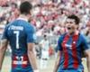 Debut, gol y ovación para Haedo Valdez en Cerro Porteño