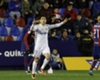 Primer gol de Delgado en España