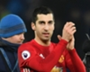 TEAM NEWS: De Gea and Mkhitaryan out as Martial starts for Man Utd