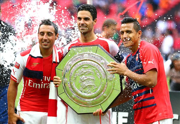 Wenger confident over Arteta contract