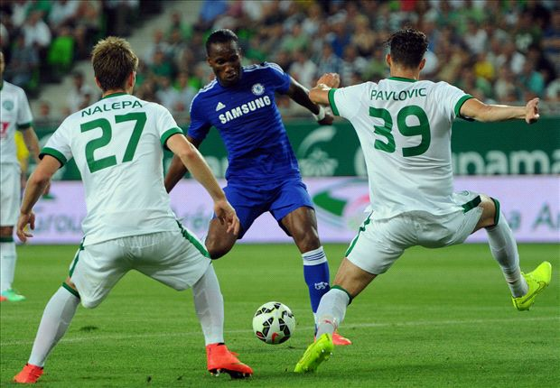 Ferencvaros 1-2 Chelsea: Sublime Fabregas solo effort seals win