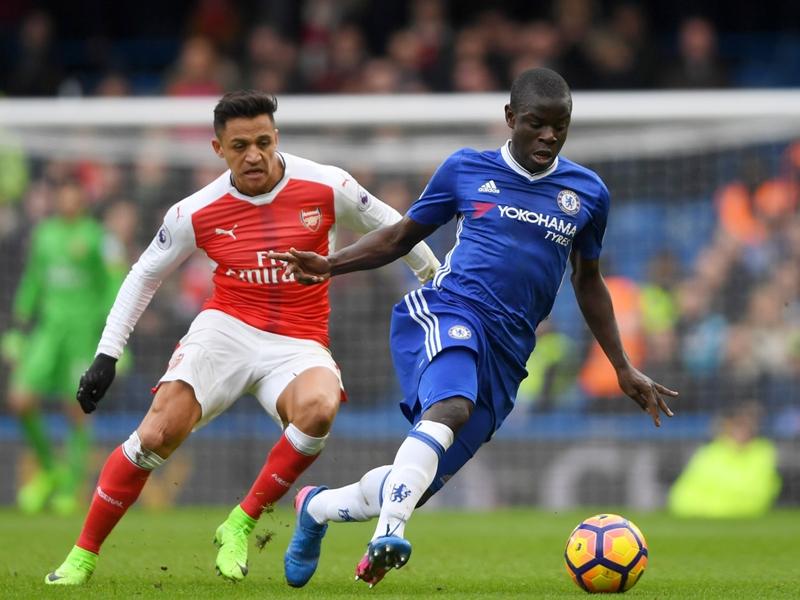 Chelsea, N'Golo Kanté nommé meilleur joueur de Premier League