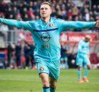 Druk Feyenoord enige hoop voor Groningen