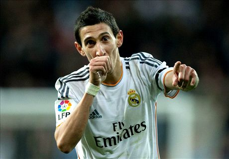 Blanc: Many clubs want Di Maria