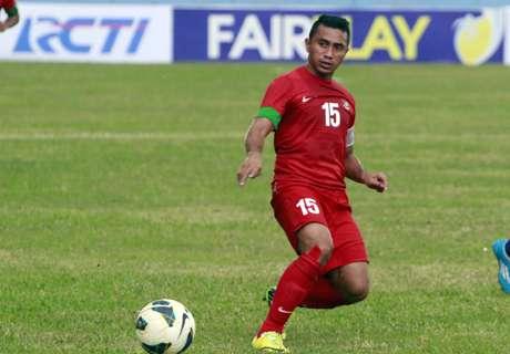 Firman Pantas Menjadi Kapten Timnas Indonesia Di Piala AFF 2014