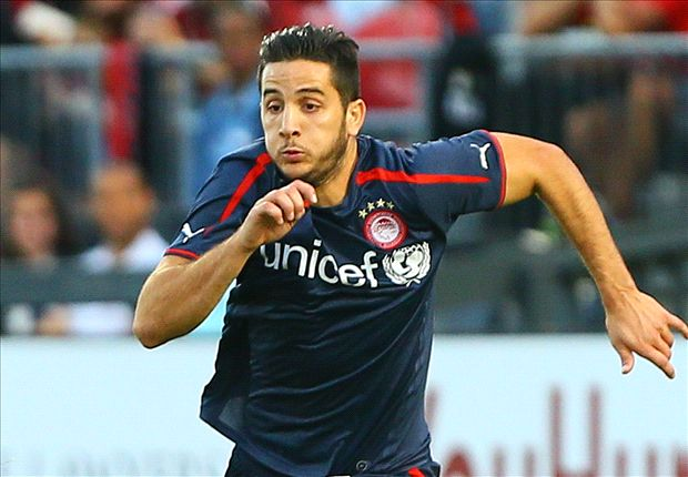 Arsenal in talks for Olympiakos defender Manolas