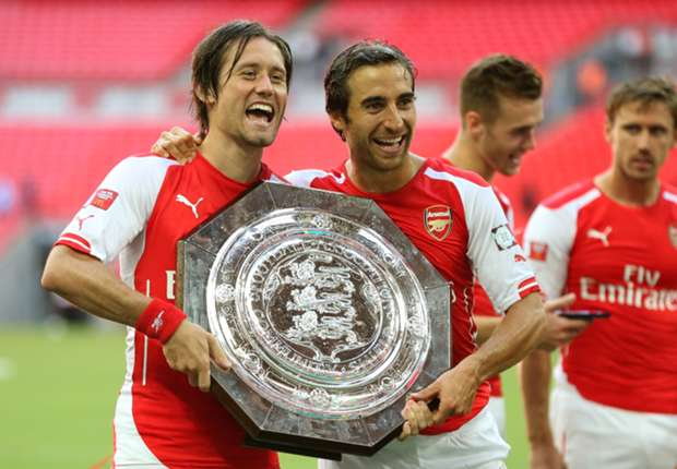 Arsenal ready for title challenge - Flamini