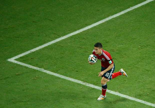 James Rodríguez: A pesar de Radamel Falcao, siempre quise hacer goles