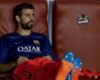 Gerard Pique & Arda Turan Absen Kontra Deportivo Alaves