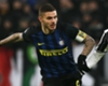 Icardi banned for kicking ball at ref