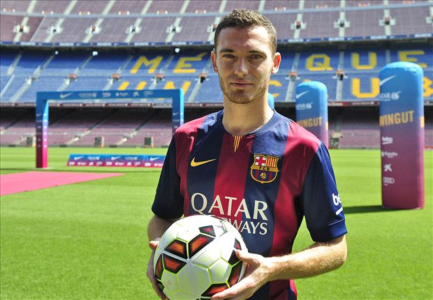 Vermaelen: I want to give my all for Barcelona