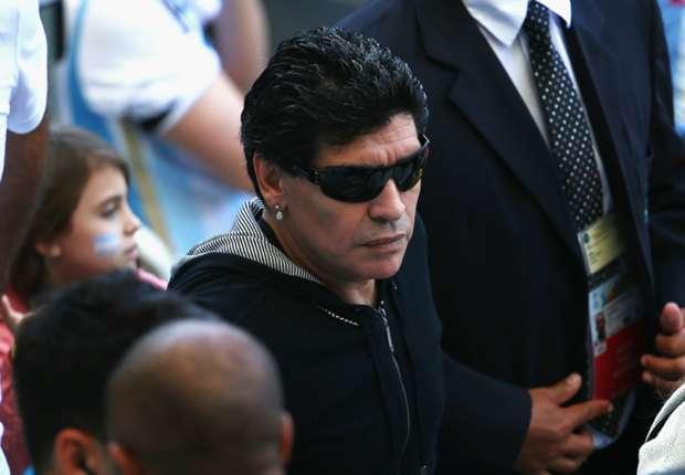 Diego Armando Maradona, 53 anni
