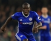 Kante almost became a winger