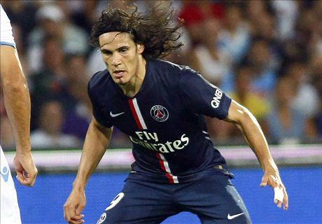 Arsenal, une offre de 62M€ pour Cavani ?