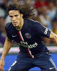 Edinson Cavani Player Profile