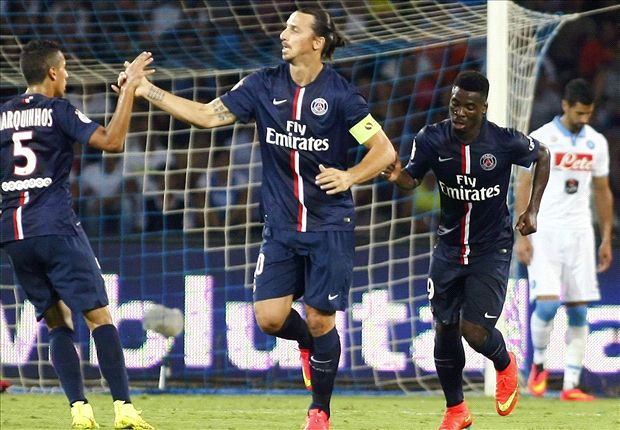 Ibrahimovic: I'll probably retire at PSG in 2016