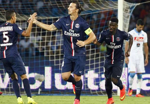 Ibrahimovic: I'll retire at PSG in 2016