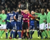 Lyon to 'severely punish' Ghezzal and Tolisso for red cards against Saint-Etienne