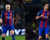 Iniesta & Busquets back for Barca