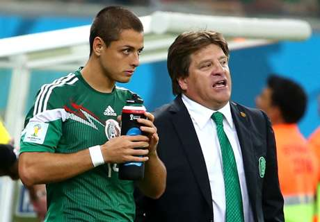 Ini Alasan Javier Hernandez Tak Masuk Skuat Meksiko